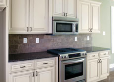 Madison White Cabinets - Click for details!