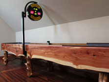 Custom Shuffleboard - Click for details