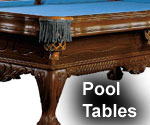 Pool Tables!