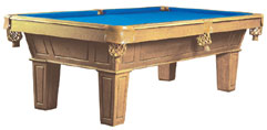 Washington Pool Table - Click for details!