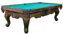 Truman Pool Table - Click for details!