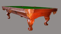 Jefferson Pool Table - Click for details!